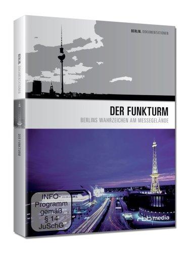 DVD - Der Funkturm - Berlins Wahrzeichen am Messegelände (RBB)