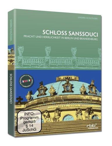 DVD - Schloss Sanssouci - Pracht und Herrlichkeit in Berlin und Brandenburg (RBB)