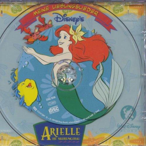 Menken , Alan - Arielle, die Meerjungfrau (Disney) (Meine Lieblingslieder)