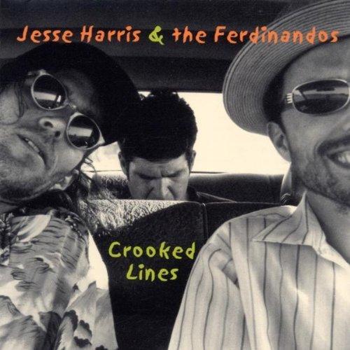 Harris , Jesse - Crooked lines