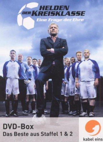 DVD - Helden der Kreisklasse: Eine Frage der Ehre - Das Beste aus Staffel 1 & 2