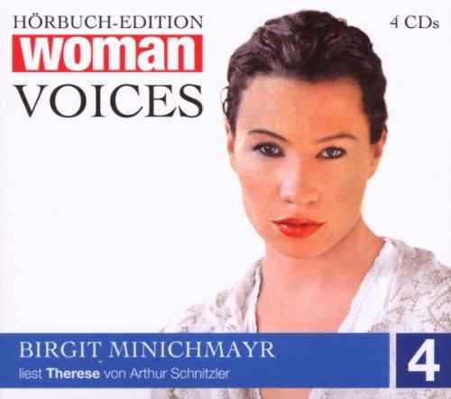 Schnitzler , Arthur - Therese (Birgit Minichmayr liest) (Woman Voices Hörbuch-Edition)