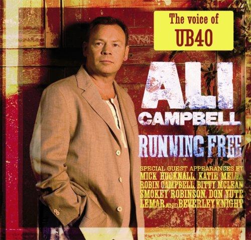 Campbell , Ali - Running free