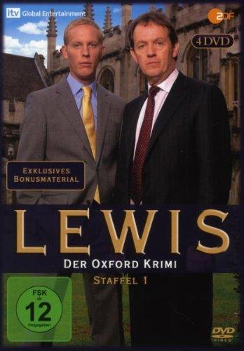 DVD - Lewis - Der Oxford Krimi: Staffel 1 (4 DVDs)