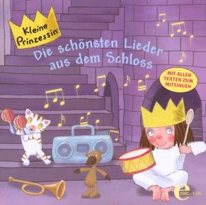 Sampler - Kleine Prinzessin - Schönsten Lieder aus dem Schloss