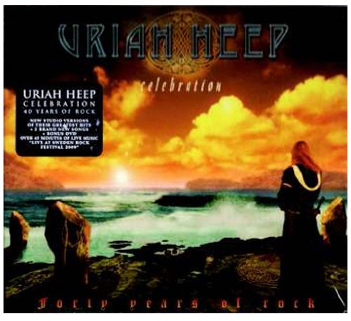 Uriah Heep - Celebration (Limited Edition inkl. DVD)
