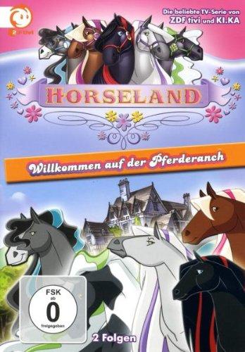 DVD - Horseland: Willkommen auf der Pferderanch