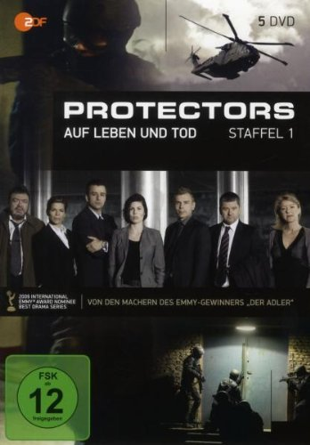DVD - Protectors - Auf Leben und Tod - Staffel 1
