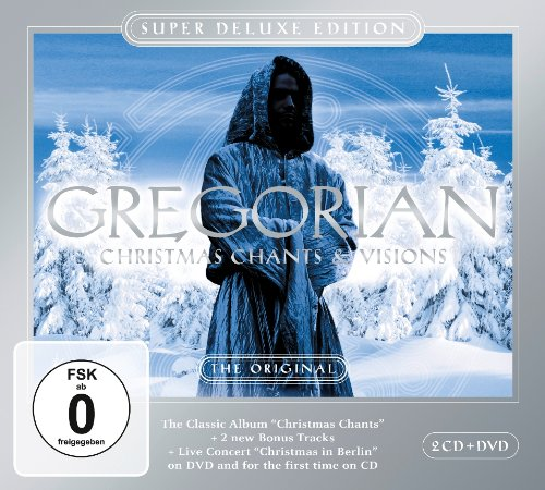 Gregorian - Christmas Chants & Visions (Super Deluxe Edition)