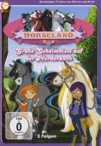 DVD - Horseland: Große Geheimnisse auf der Pferderanch