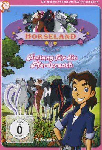 DVD - Horseland: Rettung für die Pferderanch