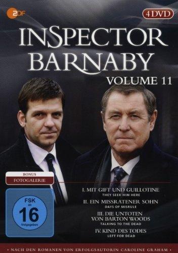 DVD - Inspector Barnaby 11