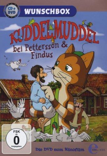 DVD - Kuddelmuddel bei Pettersson & Findus - Die Wunschbox [2 DVDs]