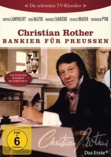 DVD - Christian Rother - Bankier für Preussen (Die schönsten TV-Klassiker)