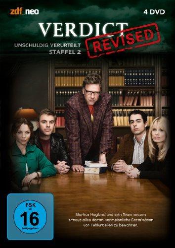 DVD - Verdict Revised - Unschuldig verurteilt - Staffel 2