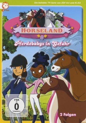 DVD - Horseland - Pferdebabys in Gefahr