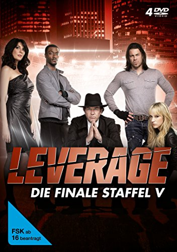 DVD - Leverage - Staffel 5
