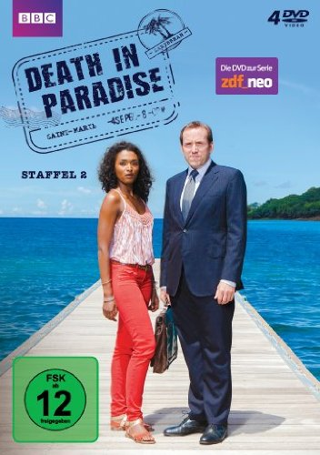 DVD - Death in Paradise - Staffel 2