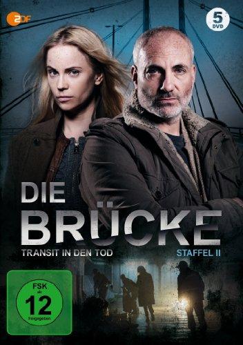 DVD - Die Brücke: Transit in den Tod - Staffel 2