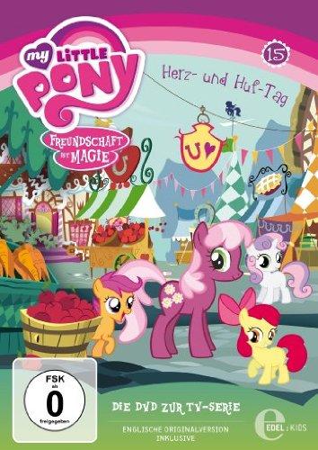 DVD - My Little Pony 15 - Herz- und Huf-Tag