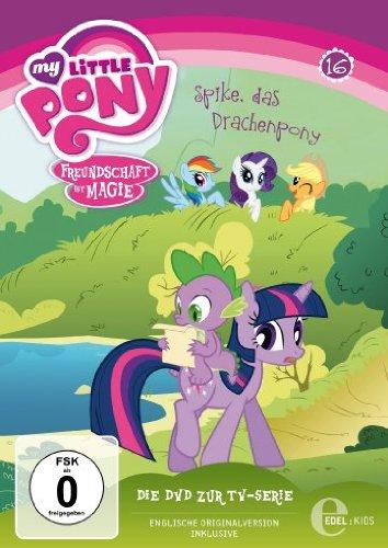 DVD - My Little Pony - Freundschaft ist Magie, Folge 16
