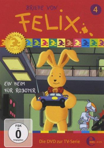 DVD - Briefe von Felix 4: Ein Heim für Roboter