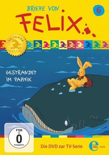 DVD - Briefe von Felix 6: Gestrandet im Pazifik