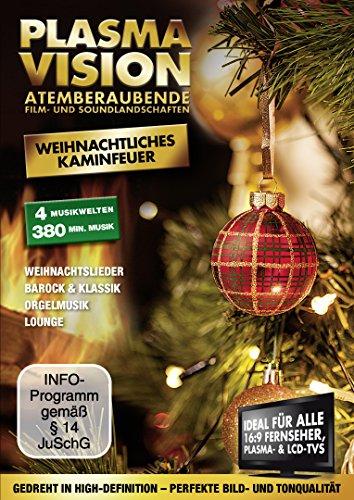 DVD - Plasma Vision - Weihnachtliches Kaminfeuer