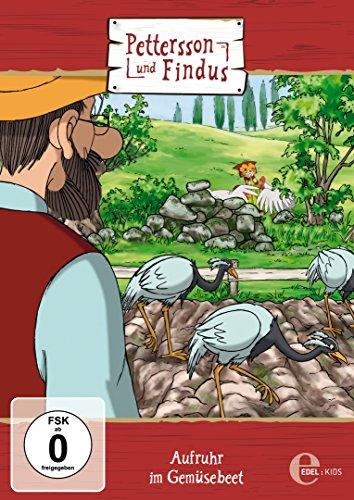 DVD - Pettersson und Findus - Aufruhr im Gemüsebeet