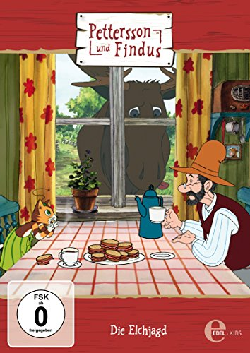 DVD - Petterson and Findus - Die Elchjagd