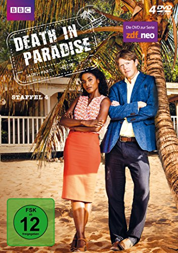 DVD - Death In Paradise - Staffel 4
