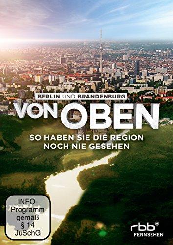 DVD - Berlin und Brandenburg von oben