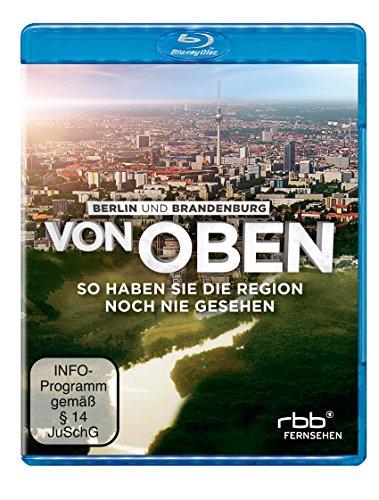 Blu-ray - Berlin und Brandenburg von oben