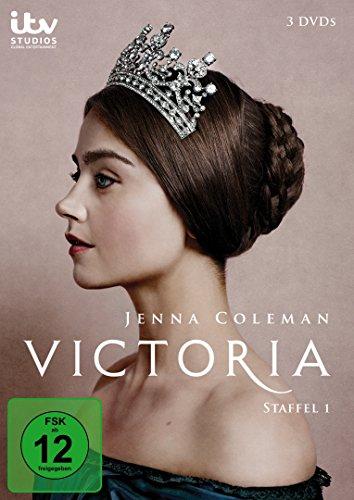 DVD - Victoria - Staffel 1 [3 DVDs]