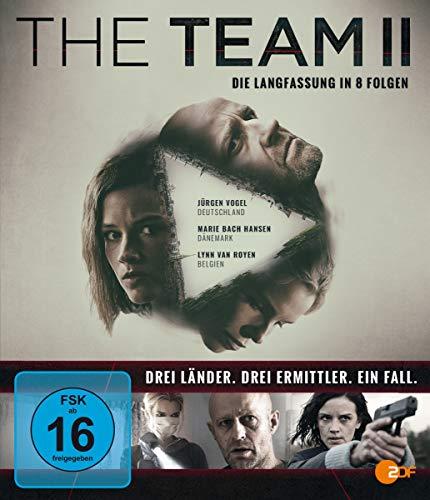 Blu-ray - The Team - Staffel 2