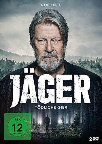 - Jäger-Tödliche Gier-Staffel 1 [2 DVDs]