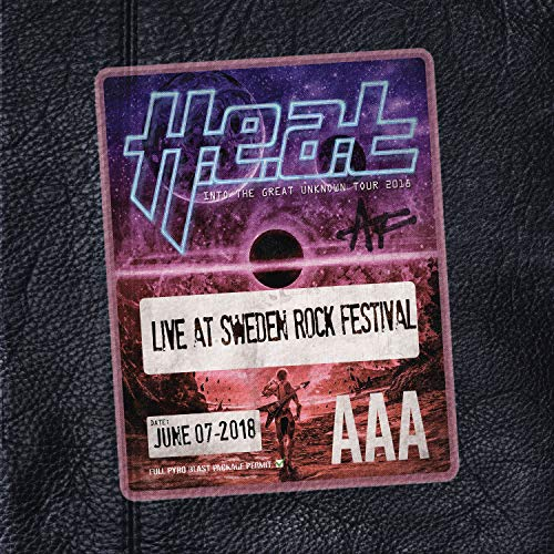 H.E.A.T. - Live At Sweden Rock Festival (inkl. Blu-ray)