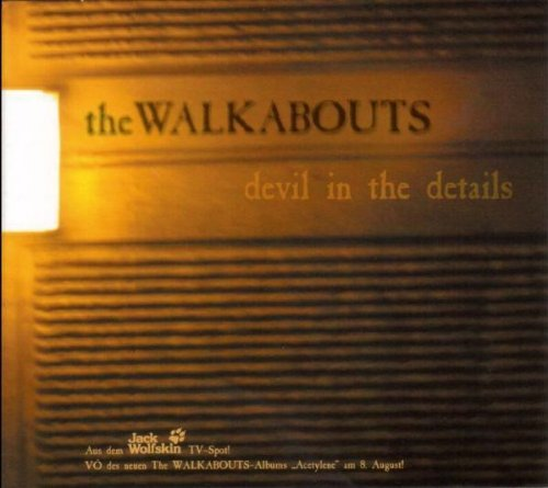 Walkabouts , The - Devil in the details (Maxi)