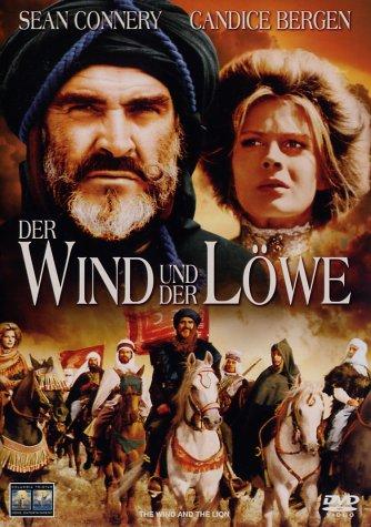 DVD - Der wind und der löwe