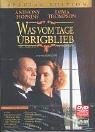 DVD - Was vom Tage übrigblieb (Special Edition)