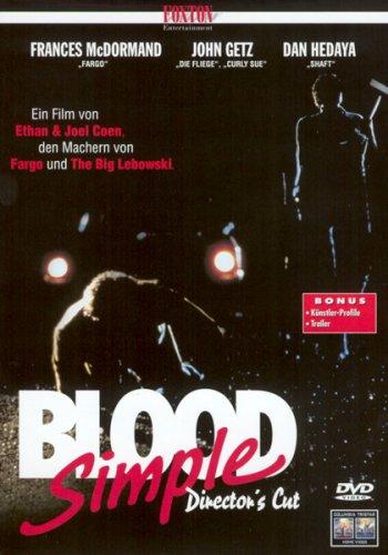DVD - Blood Simple