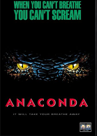 DVD - Anaconda