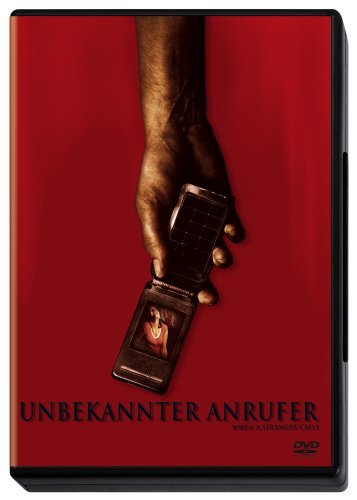 DVD - Unbekannter Anrufer - When A Stranger Calls