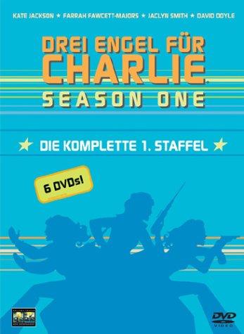 DVD - Drei Engel für Charlie - Staffel 1 (6-DVD BOX SET)