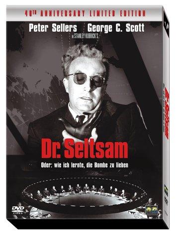 DVD - Dr. Seltsam oder wie ich lernte, die Bombe zu lieben (40th Anniversary Limited Edition)
