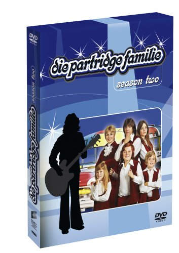 DVD - Die Partridge Familie - Staffel 2