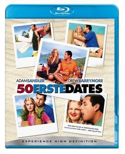 Blu-ray - 50 Erste Dates