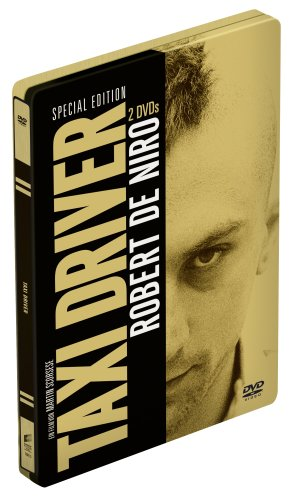 DVD - Taxi Driver (Special Steelbook Edition)