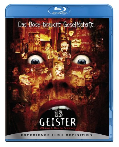 Blu-ray - 13 Geister