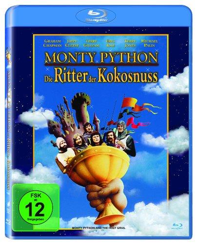 Blu-ray - Die Ritter der Kokosnuss (Monty Python)